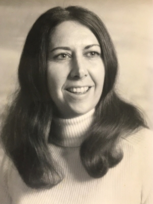 Photo of Sharon O' Connell