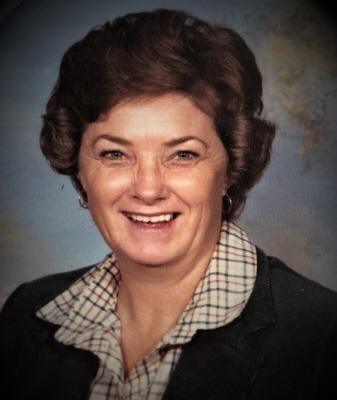 Geraldine Johnson Nelson