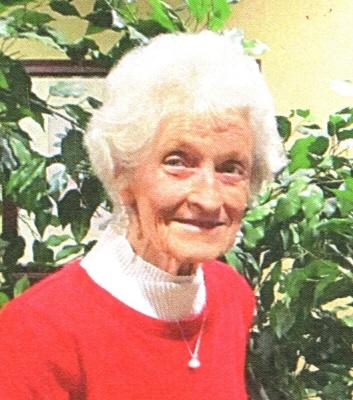 Photo of Mary Boyer