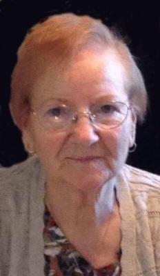 Photo of Thérèse Gagnon (née Chaput)
