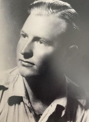 Fritz Harlan Johnson