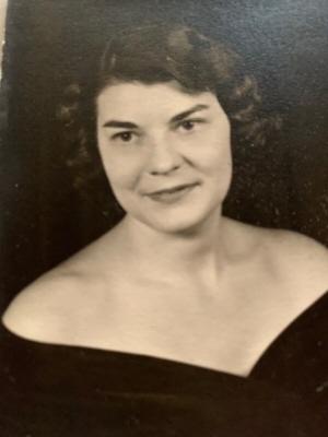 Photo of Evelyn Stuart