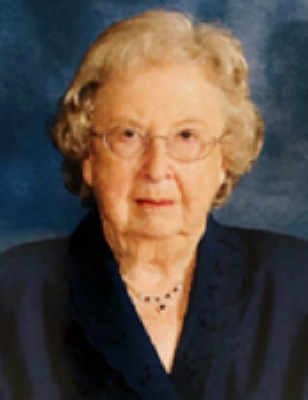 Mary Wilma Evans