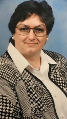 Photo of Joan Cooper