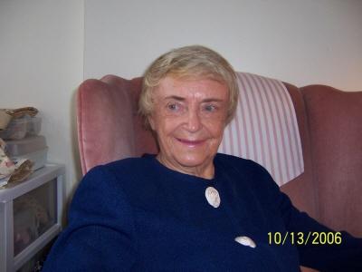 Shirley Gwendolyn Card