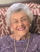 "Margaret ""Peggy"" Minich Cardwell Webster"