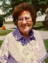 Photo of Ann Stevenson