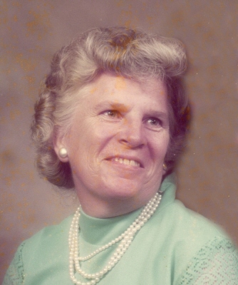 Photo of Alice Welch