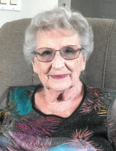 "Agnes  Louise ""Breezy"" Johnson"
