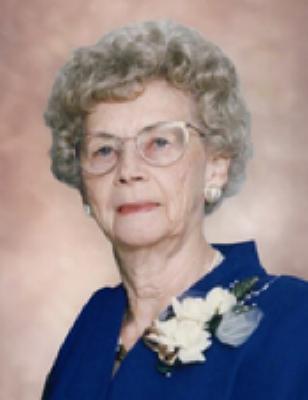 Edna Viola Behrman
