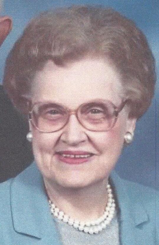 Photo of Ernestine Tate