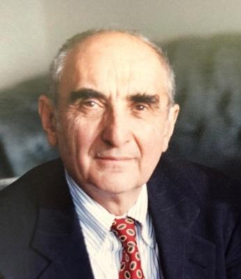 Photo of Nicolae Babuts, Ph.D.