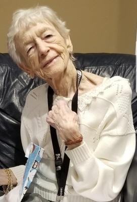 Photo of Margaret DesRoches