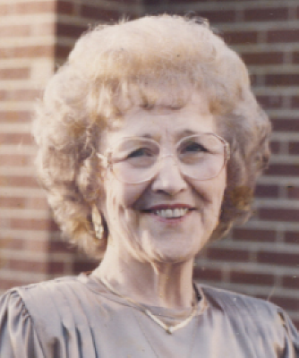 Photo of Mary Russo