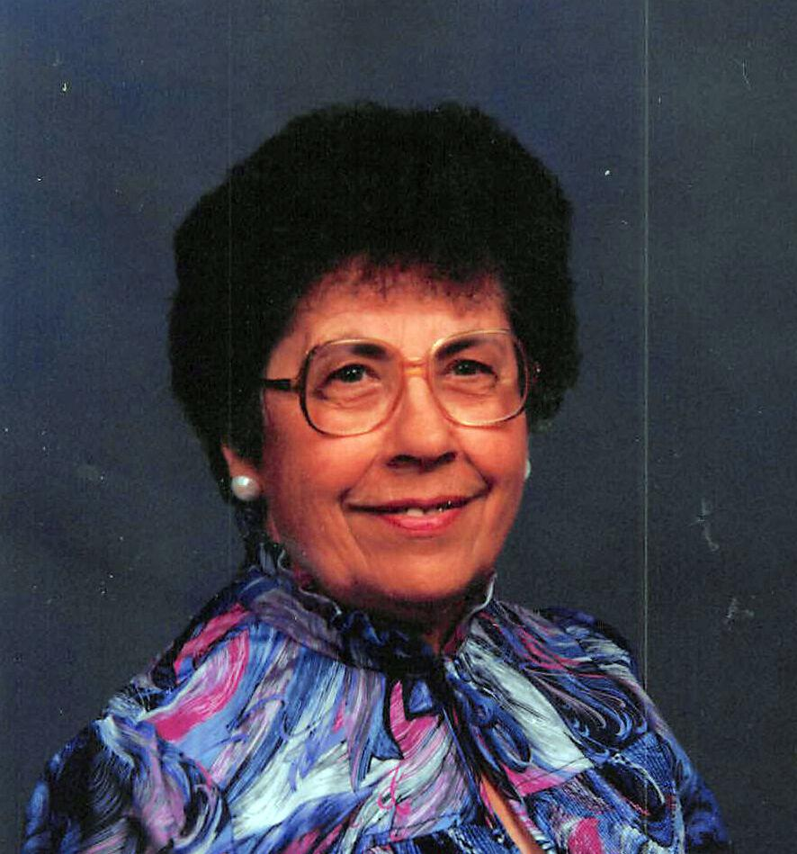 Photo of Elaine McClaine