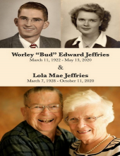 Worley and Lola Jeffries
