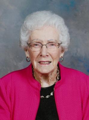 Photo of Dorothea Langston