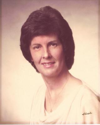 Wilma MacLean (nee Brownlee)