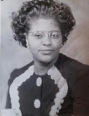 Mrs. Letha Juanita Page