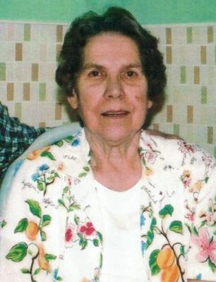 Evelyn Mary Vanin