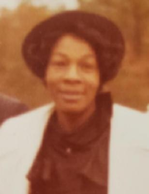 Bertha Mae Johnson