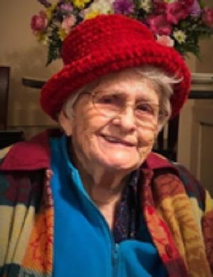 Mary Evelyn Van Tuyl