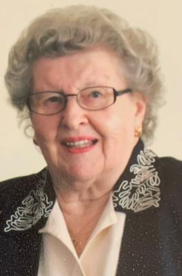 Dorothy Evelyn Race