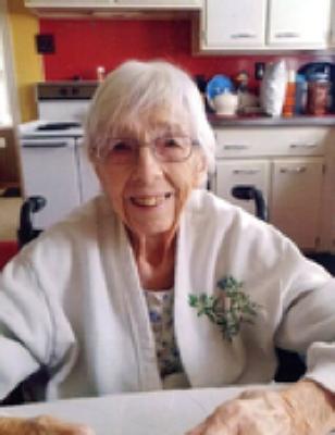 Gladys M. Slaseman