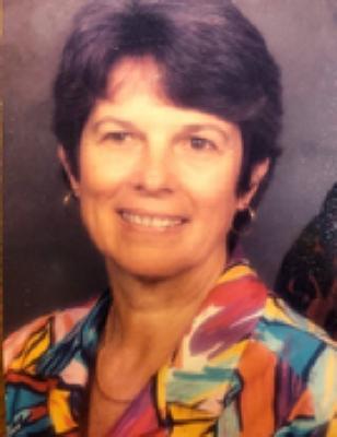June Irvine Thacker