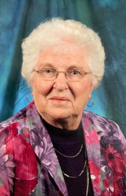 Mary Lou Louise Hallett