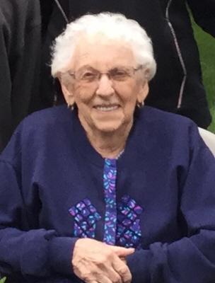 Gertrude Agnes Brown Obituary