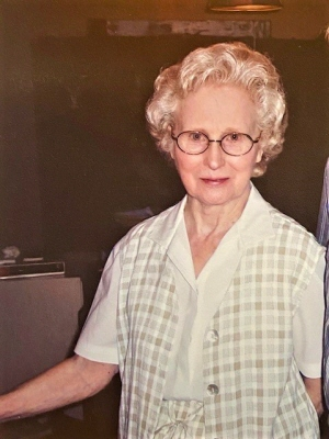 Photo of Eunice Sanders