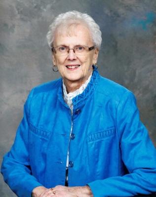 Photo of Jean Thompson (nee McCagg)