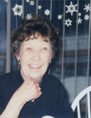 Irene Anna Ingeborg Larson