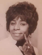 Mrs. Bessie  Mae Richardson  Harvey