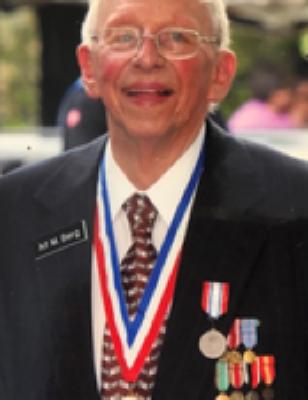 Major Alf M. Berg Sr.