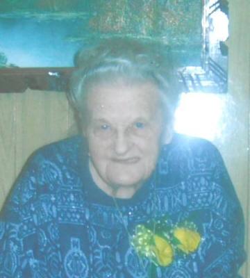 Photo of Hilda Mleczko, Glace Bay