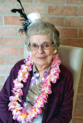 Photo of Blanche Ostrander