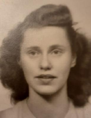 Betty Jo Thane