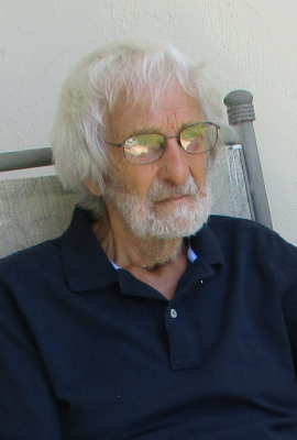 Photo of Roger Nelson