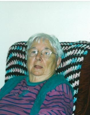 Photo of Irene Sancton