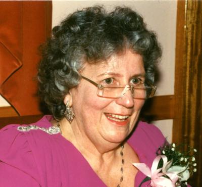 Photo of Vera Welsh