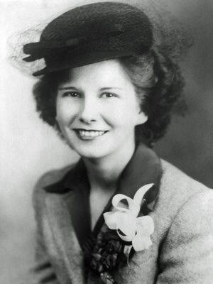 Photo of Mary Robins
