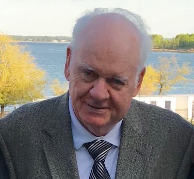 Photo of John Frawley