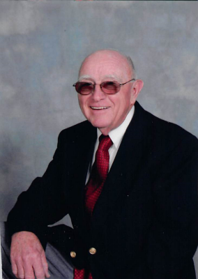 Photo of Gene Allred
