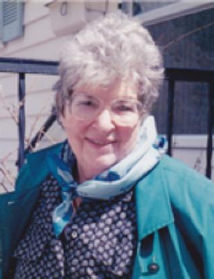 June Olive Wilkie