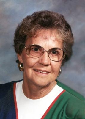 Photo of Margaret Vonderhaar