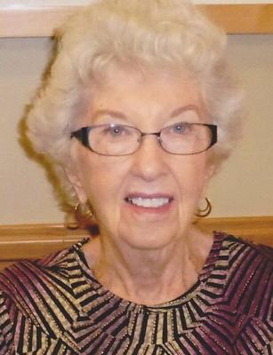 Edna Mae Hager Ball