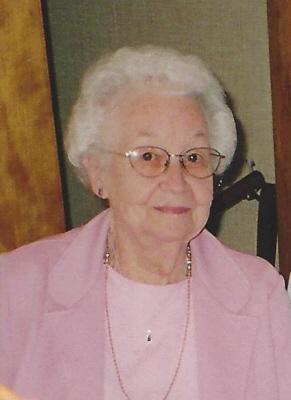 Gladys McCarty