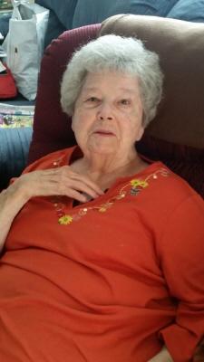Photo of Joyce Marion Burnette